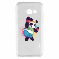 Чохол для Samsung A3 2017 Zumba Panda