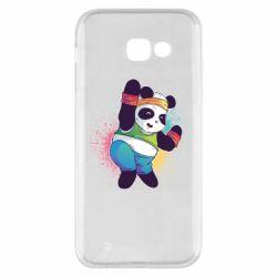 Чохол для Samsung A5 2017 Zumba Panda