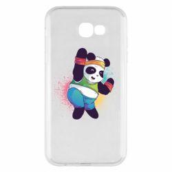 Чохол для Samsung A7 2017 Zumba Panda