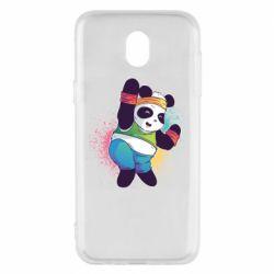 Чохол для Samsung J5 2017 Zumba Panda