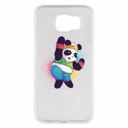 Чохол для Samsung S6 Zumba Panda