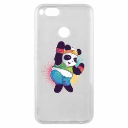 Чохол для Xiaomi Mi A1 Zumba Panda