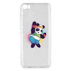 Чохол для Xiaomi Mi5/Mi5 Pro Zumba Panda