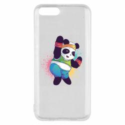 Чохол для Xiaomi Mi6 Zumba Panda