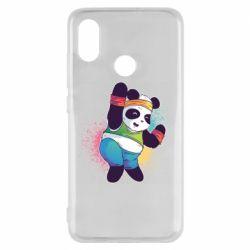 Чохол для Xiaomi Mi8 Zumba Panda