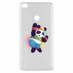 Чохол для Xiaomi Mi Max 2 Zumba Panda