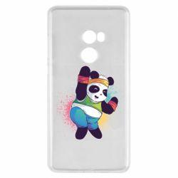 Чохол для Xiaomi Mi Mix 2 Zumba Panda