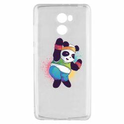 Чохол для Xiaomi Redmi 4 Zumba Panda