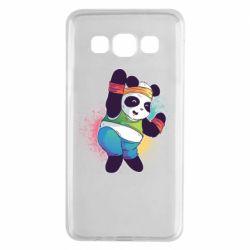 Чохол для Samsung A3 2015 Zumba Panda