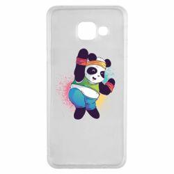 Чохол для Samsung A3 2016 Zumba Panda