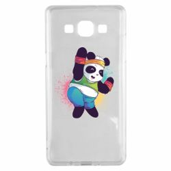 Чохол для Samsung A5 2015 Zumba Panda