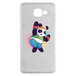 Чохол для Samsung A5 2016 Zumba Panda