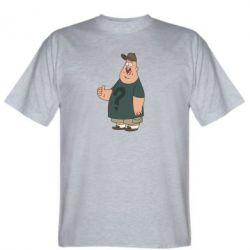 Мужская футболка Зус - FatLine