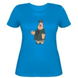 Женская футболка Зус - FatLine