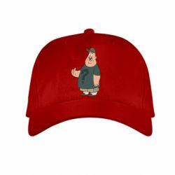 Детская кепка Зус - FatLine