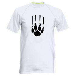 Чоловіча спортивна футболка Звірячий мисливець