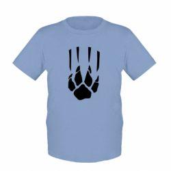 Дитяча футболка Звірячий мисливець
