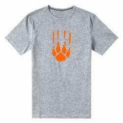 Чоловіча стрейчева футболка Звірячий мисливець