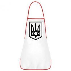 Фартук Звезда Давида+герб - FatLine