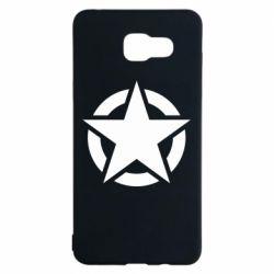 Чохол для Samsung A5 2016 Зірка Капітана Америки