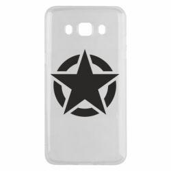 Чохол для Samsung J5 2016 Зірка Капітана Америки