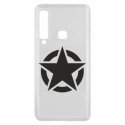 Чохол для Samsung A9 2018 Зірка Капітана Америки
