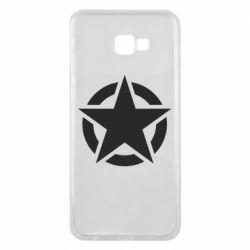 Чохол для Samsung J4 Plus 2018 Зірка Капітана Америки