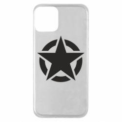 Чохол для iPhone 11 Зірка Капітана Америки