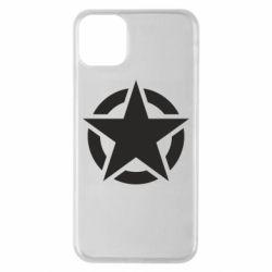 Чохол для iPhone 11 Pro Max Зірка Капітана Америки