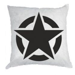 Подушка Зірка Капітана Америки