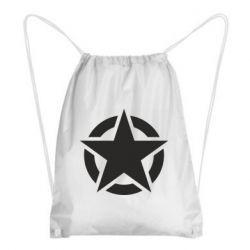 Рюкзак-мішок Зірка Капітана Америки