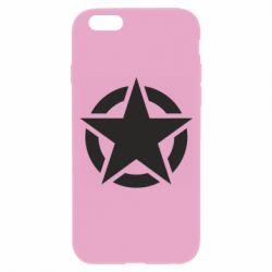 Чохол для iPhone 6/6S Зірка Капітана Америки