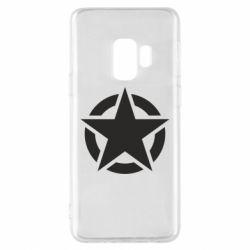 Чохол для Samsung S9 Зірка Капітана Америки