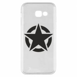 Чохол для Samsung A5 2017 Зірка Капітана Америки