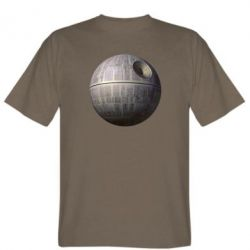 Мужская футболка Звезда смерти - FatLine