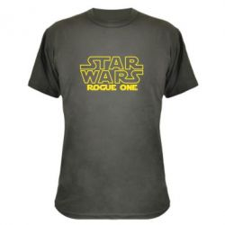 Камуфляжная футболка Звездные Войны: Бродяга Один