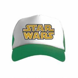 Дитяча кепка-тракер Зоряні війни