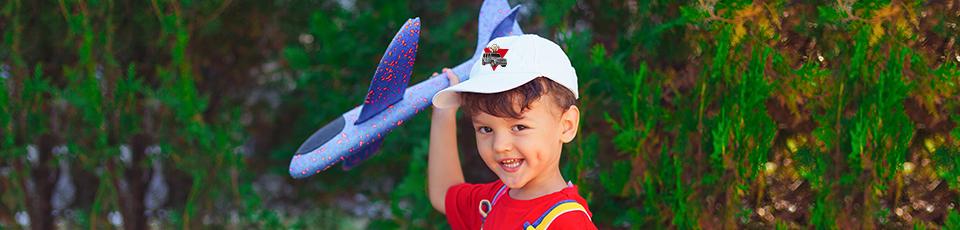 Дитячі кепки